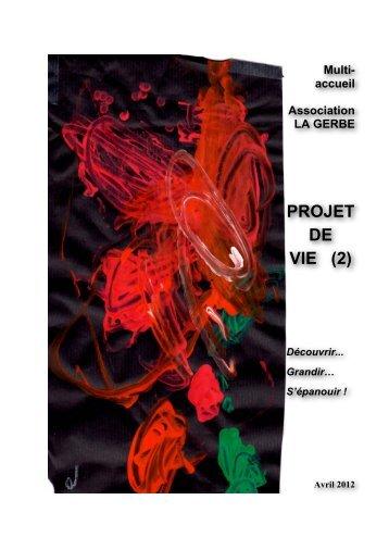 Projet pedagogique