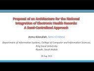 Asma AlJarullah, Samir El-?Masri - Department of Health Science ...