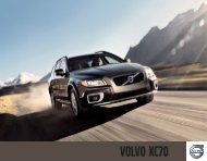 2010 Volvo XC70 Brochure (USA).
