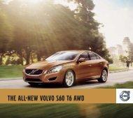 2011 Volvo S60 Brochure w SENSUS.pdf