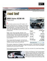 2005 Volvo XC90 V8 Road test by MOTORWEEK.pdf