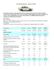 2004 VOLVO S80 SPEC SHEET.pdf