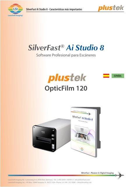 SilverFast® Ai Studio 8 - Plustek