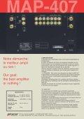 Fiche produit MAP-407 - Page 2