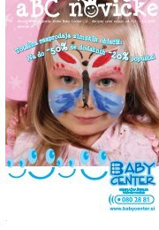 20% popusta! - Baby Center