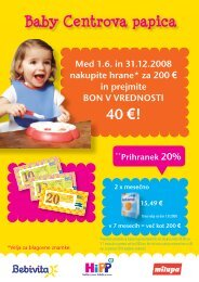 flyer A6.indd - Baby Center