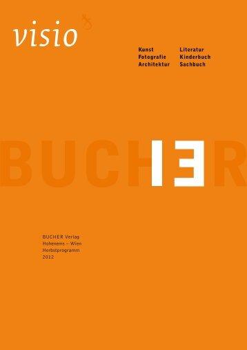 Kunst Fotografie Architektur Literatur Kinderbuch Sachbuch