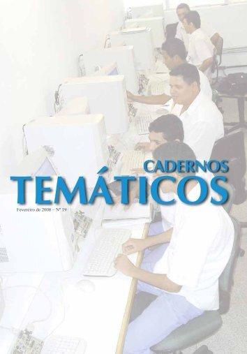 Riqueza e Tecnologia - Portal do Professor - Ministério da Educação