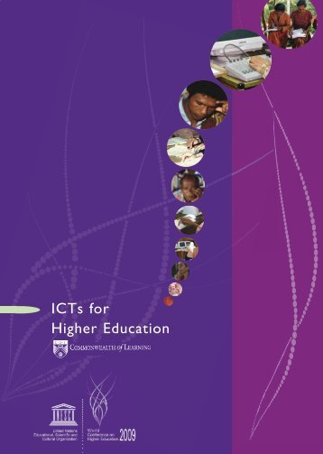 ICTs for higher education - unesdoc - Unesco