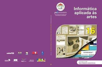 Informática Aplicada à Arte - Portal do Professor - Ministério da ...