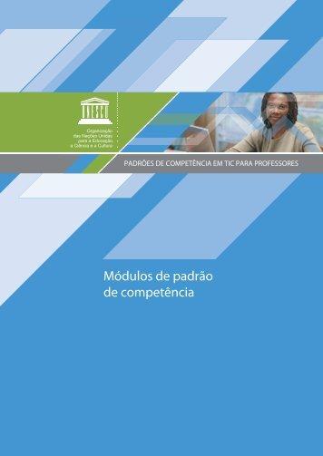 Padrões de competência em tic para ... - unesdoc - Unesco