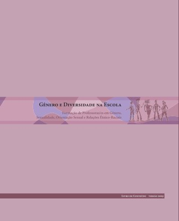 Gênero e Diversidade na Escola - Portal do Professor - Ministério da ...