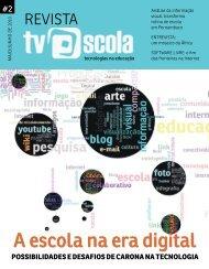 A escola na era digital - Portal do Professor - Ministério da Educação