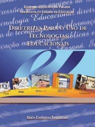 Diretrizes para o Uso de Tecnologias Educacionais - Portal do ...