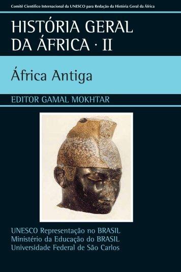 Volume II: África Antiga - unesdoc - Unesco
