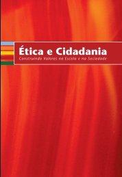 Ética e Cidadania - Portal do Professor - Ministério da Educação