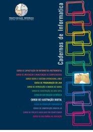 Cadernos de Informática - Ilustração Digital - Portal do Professor