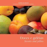 Doces e geléias - Portal do Professor - Ministério da Educação