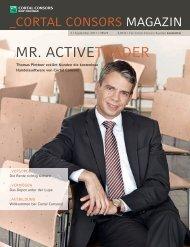 Cortalconsors Magazin (Trader)   Ausgabe 3/2011 - WDV ...