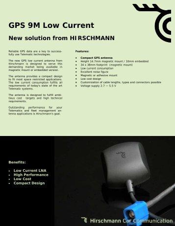 Letter Size GPS 9M Flyer_v1.1.pub - Hirschmann Car Communication