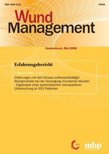 Erfahrungsbericht - B. Braun Melsungen AG
