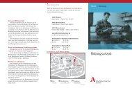 Faltblatt Bildungsurlaub - bei der Arbeitnehmerkammer Bremen