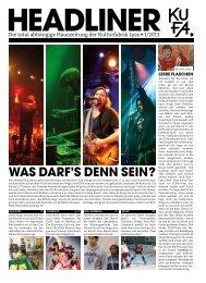 headliner - KUFA Lyss