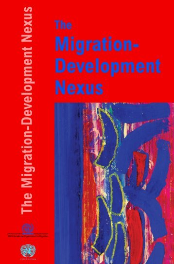 Migration-Development Nexus - IOM Publications - International ...