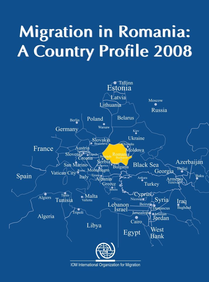 the westward migration of germany