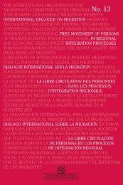 Red Book 13.indb - IOM Publications - International Organization for ...