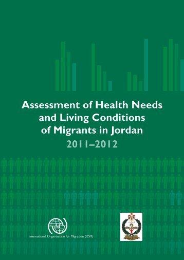 Health_Assessment_Jo.. - IOM Publications - International ...
