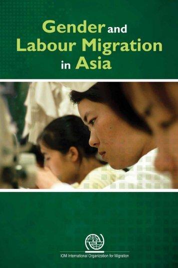 Gender and - IOM Publications - International Organization for ...