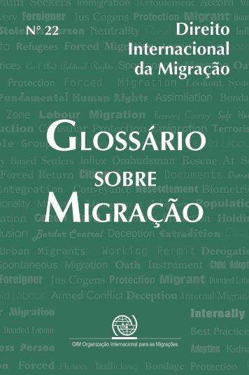 R - IOM Publications - International Organization for Migration
