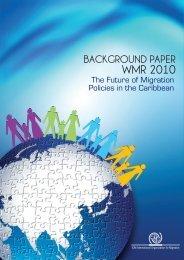 WMR 2010 - IOM Publications - International Organization for ...