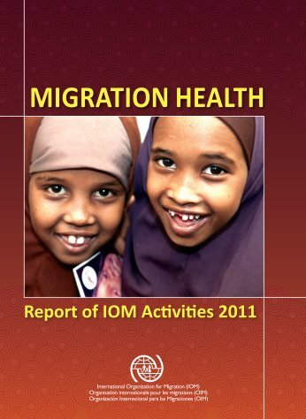 migration health - IOM Publications - International Organization for ...