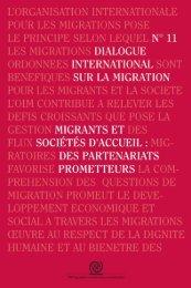 Untitled - IOM Publications - International Organization for Migration