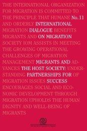 Link - IOM Publications - International Organization for Migration