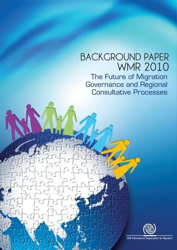 The Future of Migration Governance and Regional Consultative