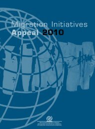 Africa - IOM Publications - International Organization for Migration