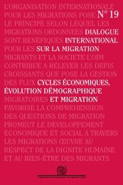 rapport Final - IOM Publications