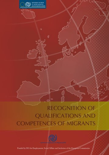•OIM International Organization for Migration (IOM) - European ...