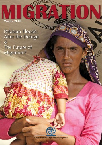 Migration Winter 2010 - IOM Publications - International ...