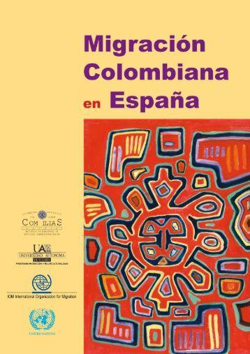 Migración colombiana en España - IOM Publications