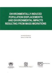 Environmentally-Induced Population Displacements and ...