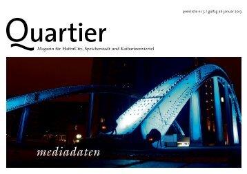 mediadaten - Quartier
