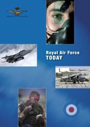RAF Today 2004 - Royal Air Force