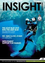 RAF Waddington Insight Magazine - Royal Air Force