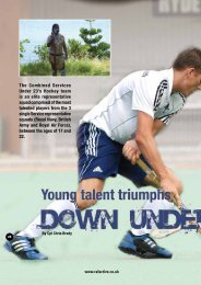 Young Talent Triumphs Down Under - Royal Air Force