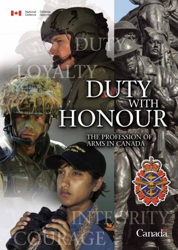 Duty with Honour - Royal Air Force