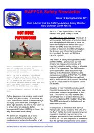 Download the spring/summer 2011 safety news letter